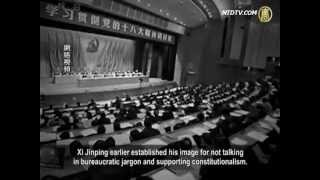 Xi Jinping Flatters Mao