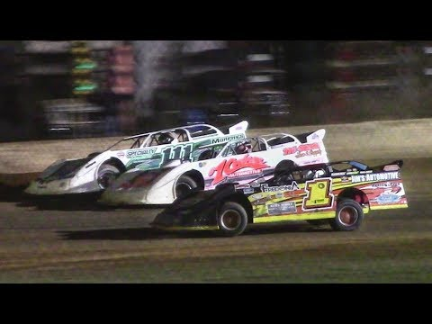 Super Late Model Feature   Stateline Speedway   9-10-17