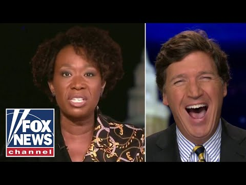 Joy Reid claims GOP is 'jealous' because Dems are 'cultured', Tucker reacts