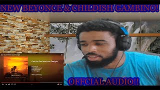 Baixar BEYONCE & DONALD GLOVER- CAN YOU FEEL THE LOVE TONIGHT (OFFICIAL AUDIO) REACTION!!
