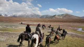 Wild Frontiers Horse Riding Holidays