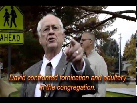 Mountain View AG Rebuke : Pastor Dan Henshaw : Spokane Street Preachers