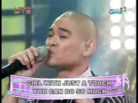 Jay-R sings