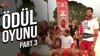 Ödül Oyunu 3. Part | 14. Bölüm | Survivor Türkiye - Yunanistan