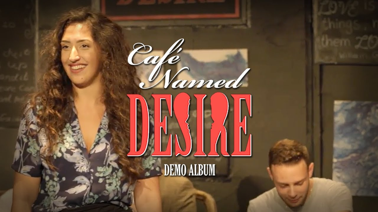 Café Named Desire Demo Album