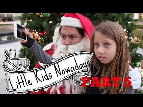 Little Kids Nowadays (Part 5) | Brent Rivera