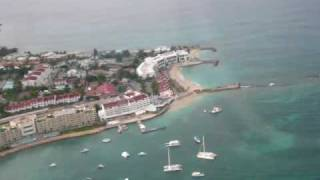 Flight from St. Maarten (SXM) to Saba Airport via St. Eustatius Part 2