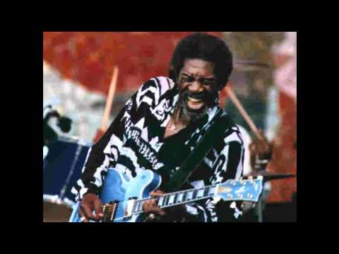Luther Allison - Little red roster.wmv