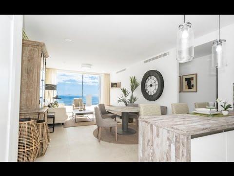 Modern Design 3-beds Dublex Penthouse Bayview Homes in Benalmadena 574 900€ R2890607