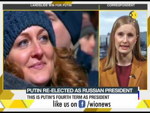 WION Dispatch: Landslide victory for Vladmir Putin; has dominated Russian politics since 2000 streaming vf