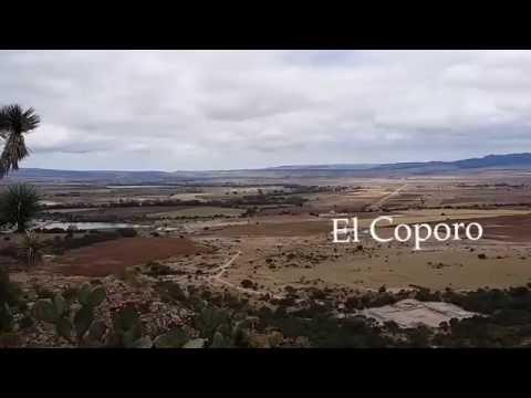 Zona Arqueológica El Coporo En Ocampo Guanajuato Youtube
