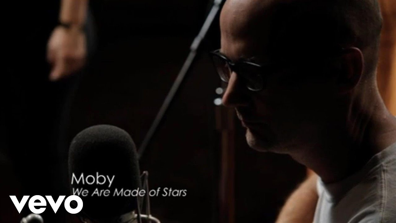 Moby we are made of stars from the basement youtube