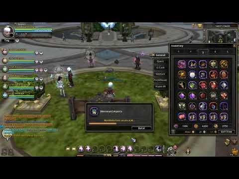 Lucky Game Dragon Nest 8 Hero Pouch - Gerraint ^_^