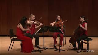 Schoenberg String Quartet No.4 - I. Allegro molto, energico