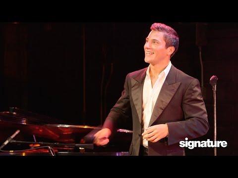 Nicholas Rodriguez at Signature Theatre
