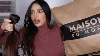 HAUL TIIIIME ! Déco, rangement make up, extensions cheveux ...