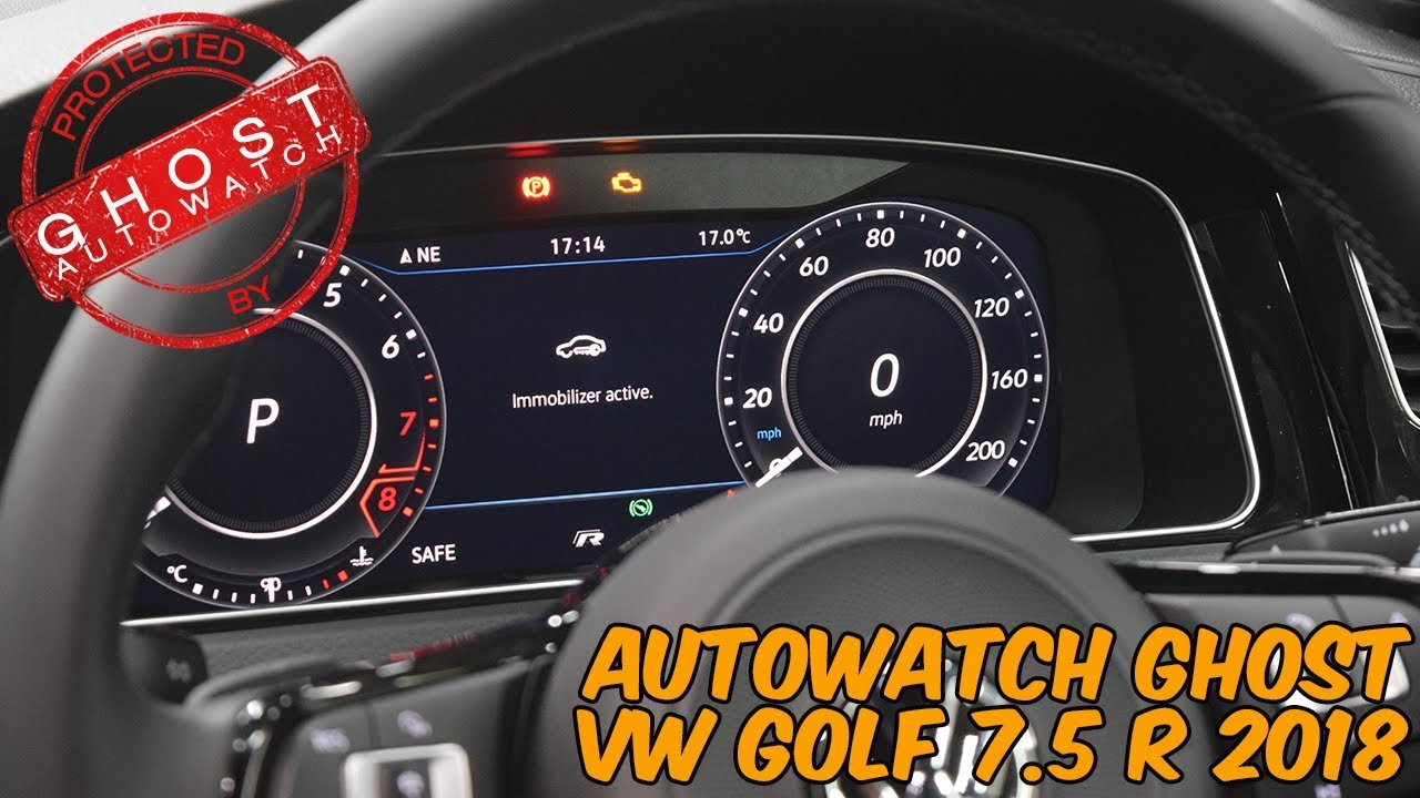 Autowatch GHOST 2 – Advanced Immobiliser System