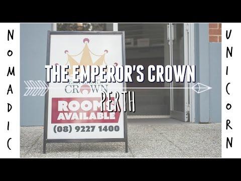 Emperor's Crown Hostel- Perth WA