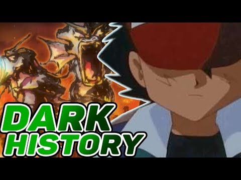 Pokemon Gold And Silver Mini Theory - Did The Lake Of Rage Used To Be A Town?