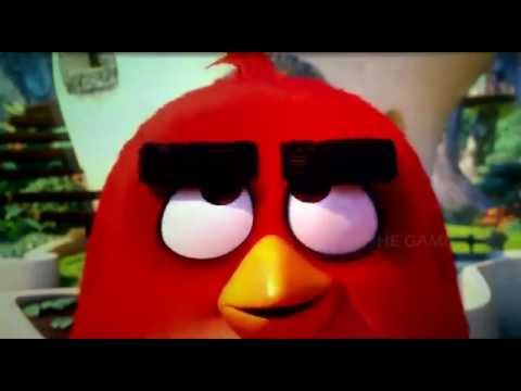 Angery Birds | Yennai Arindhall (Oru Mellisana Kodu)
