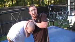 Twist of Fate - How to do Jeff Hardy's Twist of Fate pro wrestling finisher
