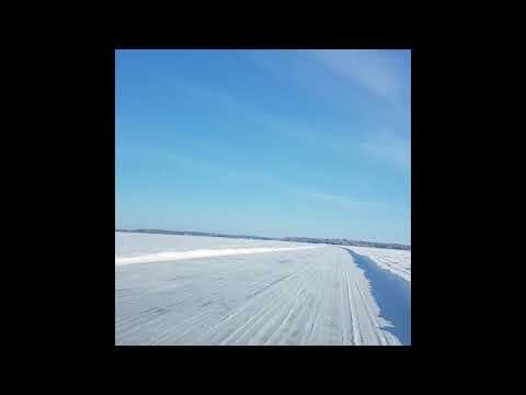 Ice road, Luleå archipelago