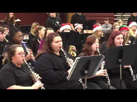 Poplar Bluff High School Christmas Concert 2019