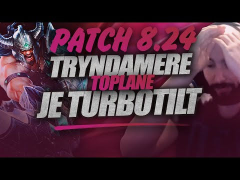 Vidéo d'Alderiate : [FR] TRYNDAMERE VS HECARIM - GRAND MASTER - 8.24 - MES MATES INT