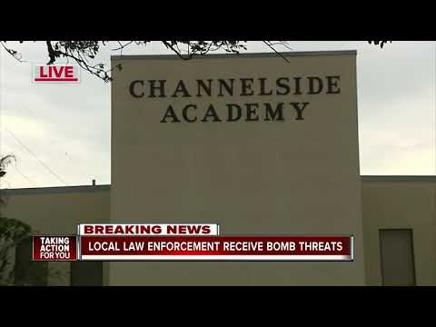 Bomb Threats Reported Across The Country