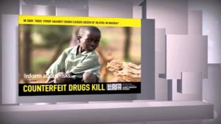 IRACM - Counterfeit medicines: a global health threat