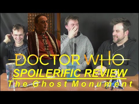 SPOILERIFIC REVIEW: Doctor Who - The Ghost Monument | Votesaxon07 thumbnail