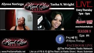 The Real List Radio Show | Season 9, Episode 4 ( PT 2 )