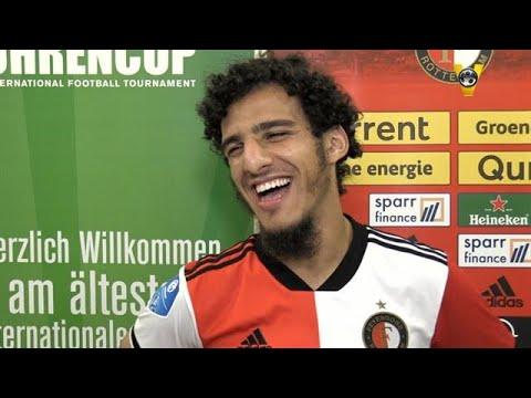 Ayoub: Ook bij Feyenoord bescheiden - VOETBAL INSIDE