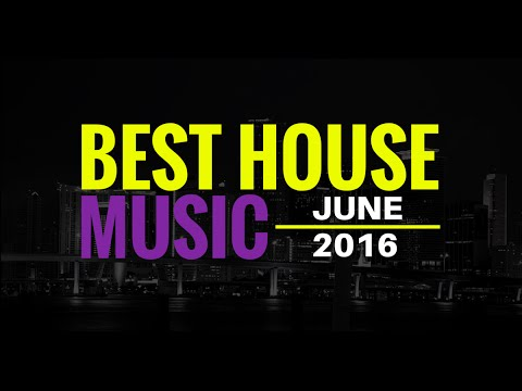House Music June 2016 - Jason's Monthly Alarm Mix - Episode #17 [June]