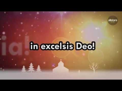 ANGELS WE HAVE HEARD ON HIGH | KIDS WORSHIP | ALLSTARS KIDS CLUB
