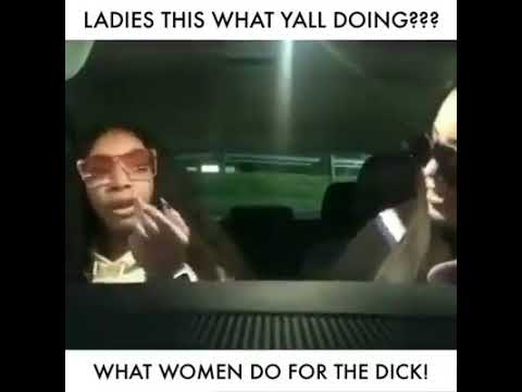 What Would You Do For That Dick?
