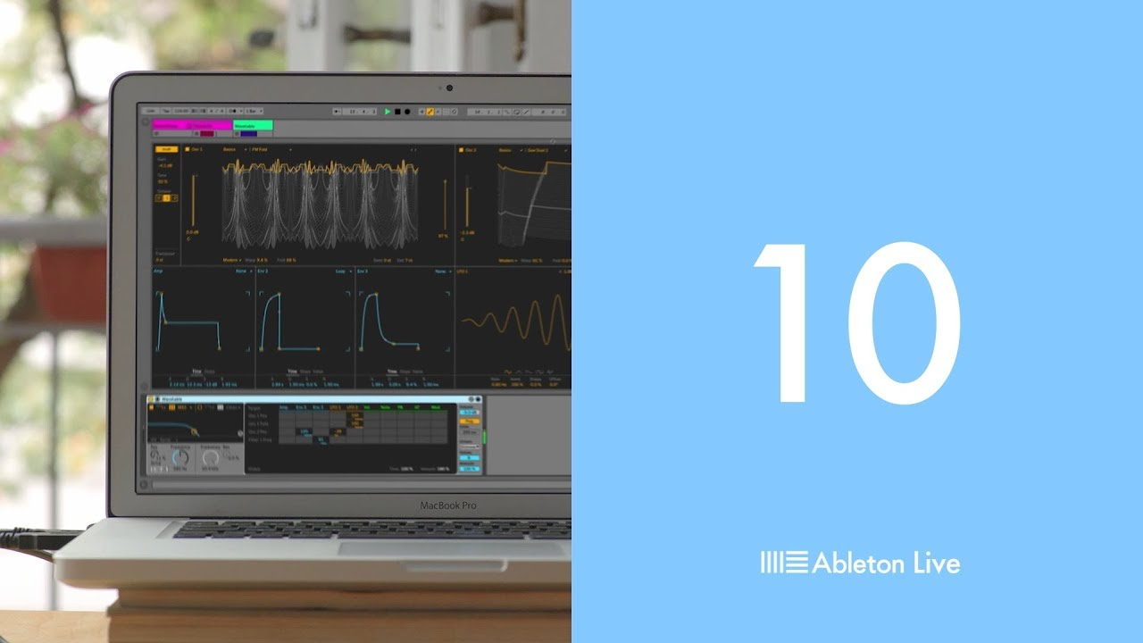 Ableton Live 10 introduces some long-desired features - The Verge