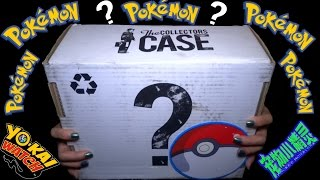Opening: The Collector's Case POKEMON + Yo-Kai Watch Theme Subscription Box! thumbnail