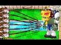 Plants vs Zombies Hack - 1 Cattail vs 1  Dr. Zomboss