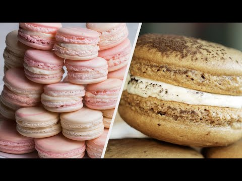 5 Macaron Recipes Every Dessert Lover Should Try • Tasty