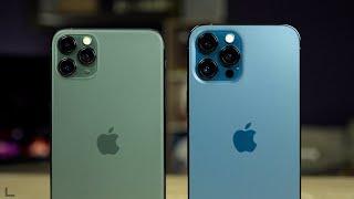 iPhone 12 Pro Max vs iPhone 11 Pro Max. Полное сравнение!