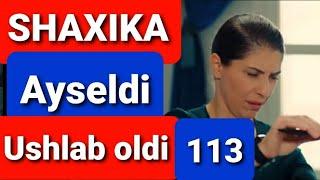 Qora Niyat 113 qism uzbek tilida turk filim кора ният 113 кисм