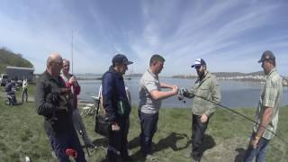 Обучающее видео: особенностях ловли лакедры кастингом ч. 1