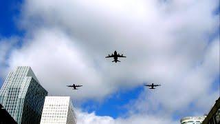 Défilé Aérien de l'Armée de l'air Française, 14 Juillet 2015