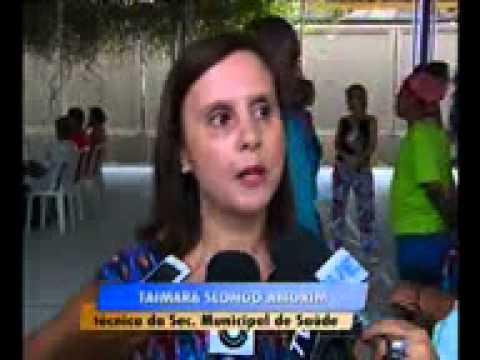 Jornal Do Almoço - Projeto Buscar Tratar Tuberculose