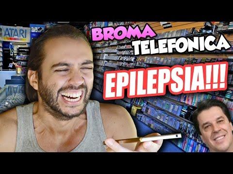 ¡TU CONSOLA LE DIO EPILEPSIA A MIS HIJOS! | Broma telefónica