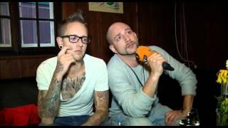 Seiler und Speer im witzigen Backstage Talk
