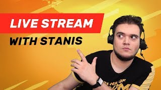 Live Stream with Stanis – Play along – Aim Assist Off