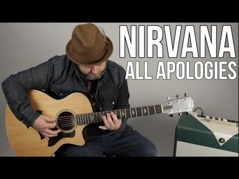 "Nirvana ""All Apologies"" Guitar Lesson"