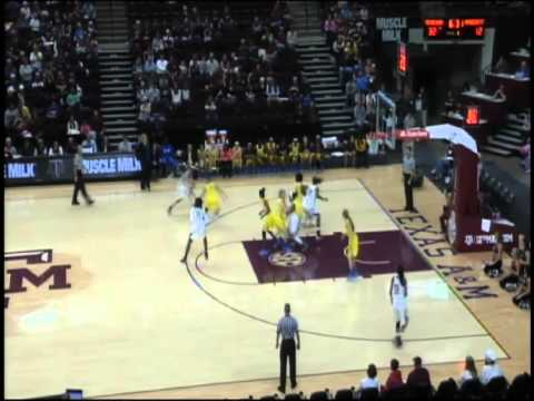 Texas A&m Tavarsha Scott-Williams #32 Highlight Film